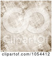 Royalty Free Clip Art Illustration Of A Grungy Seamless Brown Texture