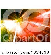 Royalty Free Clip Art Illustration Of An Abstract Shining Background by chrisroll