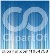 Royalty Free Vector Clip Art Illustration Of A Blue Blur Background