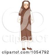 Friendly Nun