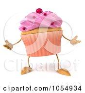 Royalty Free CGI Clip Art Illustration Of A