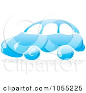 Blue Car Wash Logo 3