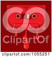 Bleeding Love Song Cassette Tape