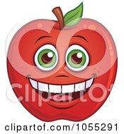 Happy Apple Characters