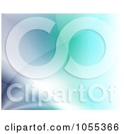 Royalty Free Clip Art Illustration Of A Background Of Blue Curving Lights