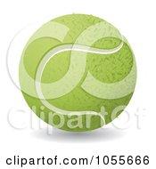 3d Tennis Ball 3