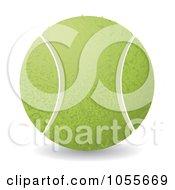 3d Tennis Ball 2