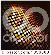 Royalty Free Vector Clip Art Illustration Of A Background Of Shining Dots