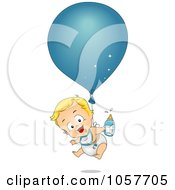 Royalty-Free (RF) Illustrations & Clipart of Balloons #15