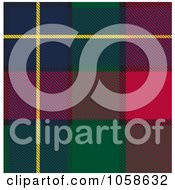Scottish Plaid Textile Pattern Background 1