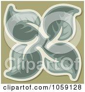 Leaf Tile Design 2