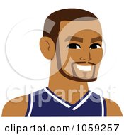 Male Avatar Wearing A Jersey 4