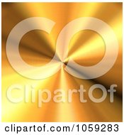 Royalty Free Clip Art Illustration Of A Reflective Copper Background