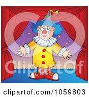 Performing Clown 2