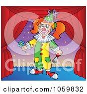 Performing Clown 1