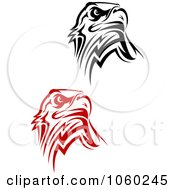 Royalty Free Vector Clip Art Illustration Of A Digital Collage Of Eagle Logos