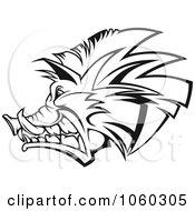 Razorback Boar Logo 4