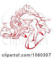 Razorback Boar Logo 2