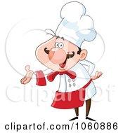 Pleasant Chef Presenting