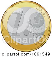 Royalty-Free (RF) 1 Euro Clipart, Illustrations, Vector Graphics #1