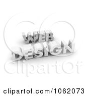 Clipart 3d Web Design 1 Royalty CGI Illustration by MacX