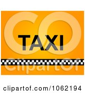 Taxi Background