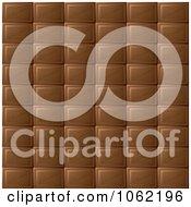 Seamless Chocolate Background