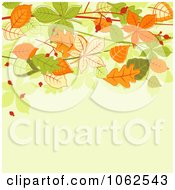 Clipart Autumn Background 7 Royalty Free Vector Clip Art Illustration