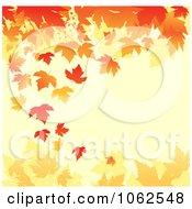 Clipart Autumn Background 1 Royalty Free Vector Clip Art Illustration