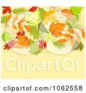 Clipart Autumn Background 9 Royalty Free Vector Clip Art Illustration
