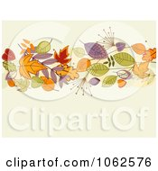 Clipart Autumn Background 5 Royalty Free Vector Clip Art Illustration by Vector Tradition SM