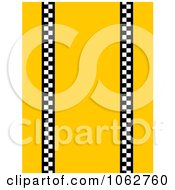 Vertical Lined Taxi Background