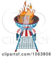 American Fourth Of July Bbq