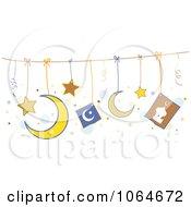 Hanging Islam Symbols