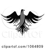 Clipart Eagle 11 Royalty Free Vector Illustration