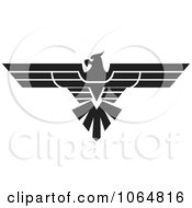 Clipart Eagle 14 Royalty Free Vector Illustration