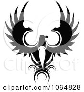 Clipart Eagle 12 Royalty Free Vector Illustration