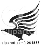 Clipart Eagle 17 Royalty Free Vector Illustration