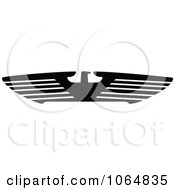 Clipart Eagle 10 Royalty Free Vector Illustration