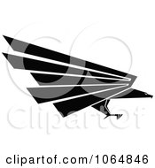 Clipart Eagle 6 Royalty Free Vector Illustration