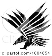 Clipart Eagle 5 Royalty Free Vector Illustration