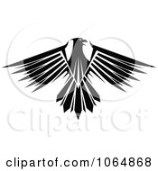 Clipart Eagle 8 Royalty Free Vector Illustration