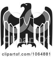 Clipart Eagle 16 Royalty Free Vector Illustration