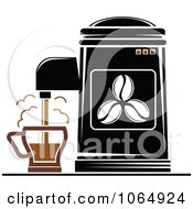 Clipart Java Logo 9 Royalty Free Vector Illustration by Vector Tradition SM