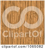Clipart Wood Background 2 Royalty Free Vector Illustration