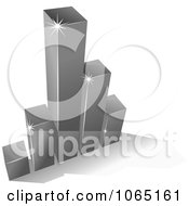 Clipart Bar Graph 1 Royalty Free Vector Illustration