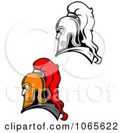 Clipart Roman Soldiers 4 Royalty Free Vector Illustration