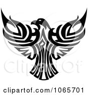 Clipart Eagle 3 Royalty Free Vector Illustration