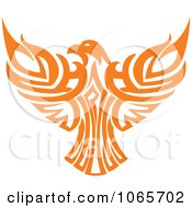 Clipart Eagle 1 Royalty Free Vector Illustration