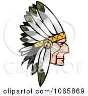Native American Brave 2
